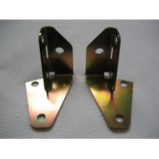 Rear Negative Camber Brackets - Fixed 1.5 degree, pair.