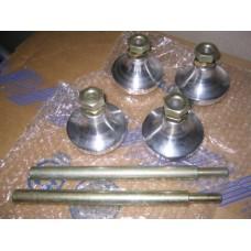Hi - Lo Trumpets (Front & Rear)
