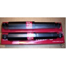 Front Shock Absorbers - KYB - Gas