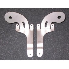BMW Mini Stainless Steel Spot Lamp Brackets