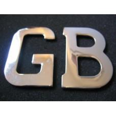 GB Badge - Chrome