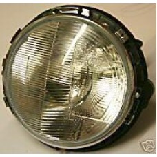 Headlamp Unit - Late Type with Motor