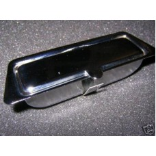Ashtray with Flat Lid